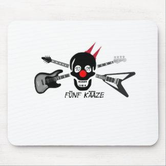 Five Kääze Mouse Pad