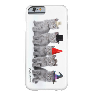 Five Kittencats With Hats (iPhone 6 case) Barely There iPhone 6 Case