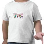 Five little piggies shirt