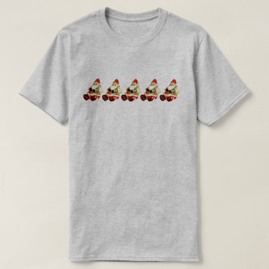 Five little Santas! T-Shirt
