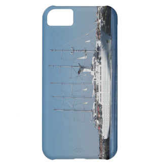Five Masted Cruise Ship Cover For iPhone 5C