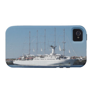Five Masted Cruise Ship Case For The iPhone 4