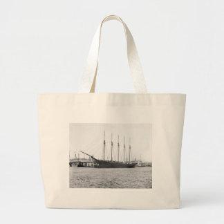 Five-Masted Schooner, 1800s Bag