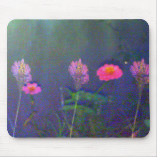 Five Night Flowers Mouse Pad