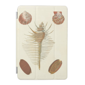 Five of a Kind Seashells iPad Mini Cover