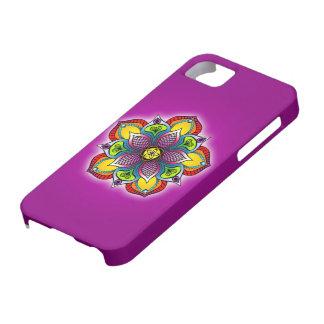 Five Petal Mandala iPhone5c/5s Case