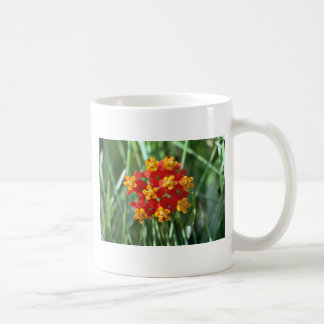 Five-petaled Yellow Cupped Flowers flowers Mug