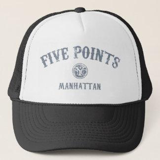 Five Points Trucker Hat