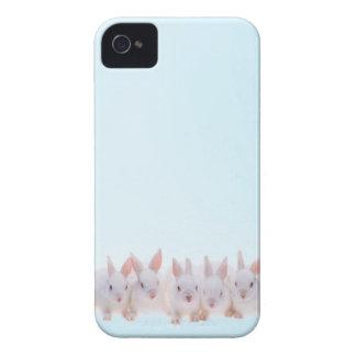 Five Rabbits Case-Mate iPhone 4 Case