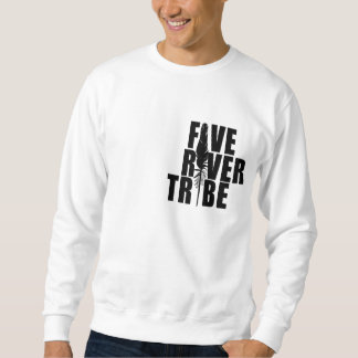 Five River Tribe by Humble The Poet Sweatshirt