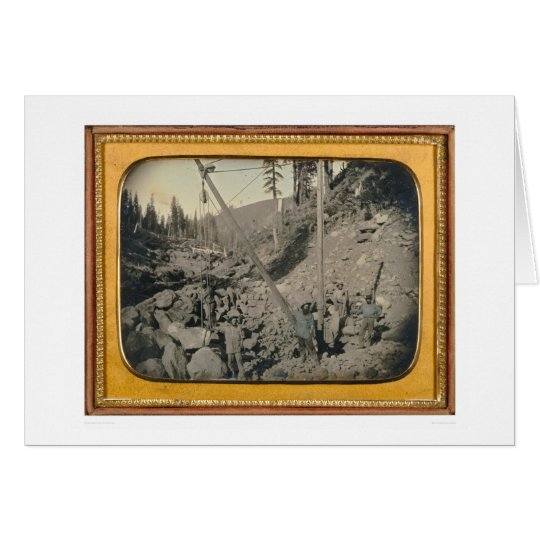 Five riverbed miners... (40064) card