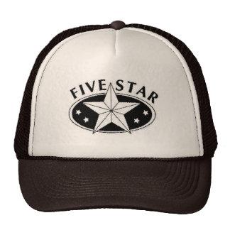 Five Star Cap