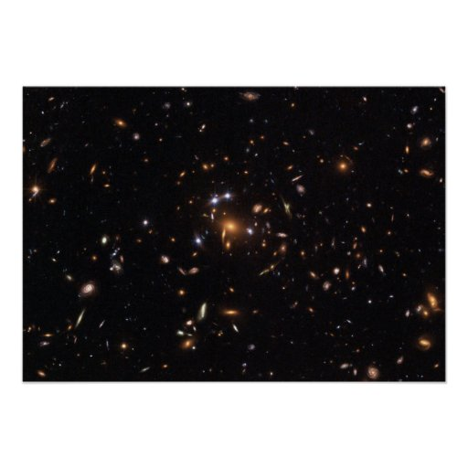 """Five-Star"" Rated Gravitational Lens Posters"