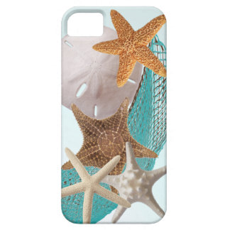Five Stars Starfish iPhone 5 Cases