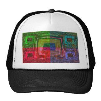 FIVE -WAY TUNNEL HATS