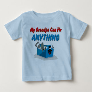 Fix Anything Grandpa Baby T-Shirt