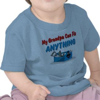 Fix Anything Grandpa T-shirts