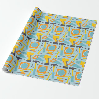 Fix-It Crew Wrapping Paper