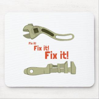 Fix It Mouse Pads