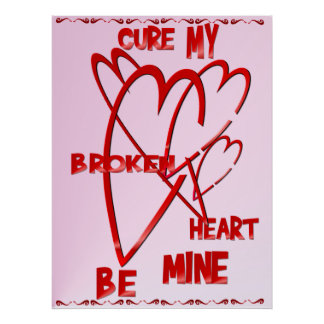 Fix My Broken Heart Print