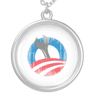 Fix Obama Faded png Pendant