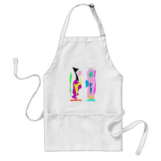 Fixed Star Adult Apron