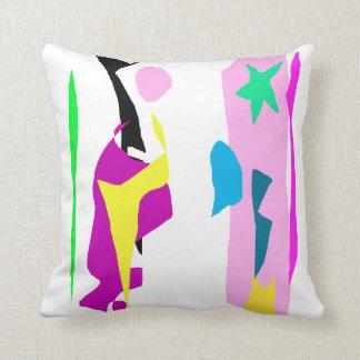 Fixed Star Throw Pillows