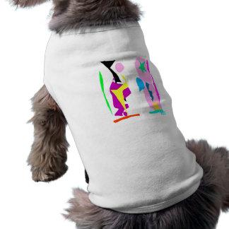 Fixed Star Sleeveless Dog Shirt
