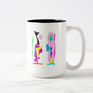 Fixed Star Two-Tone Mug