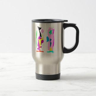 Fixed Star Stainless Steel Travel Mug