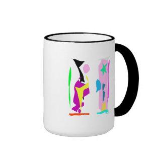 Fixed Star Ringer Mug