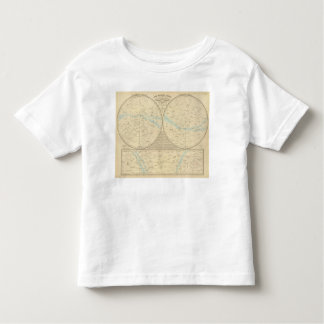 Fixed Stars map T Shirt
