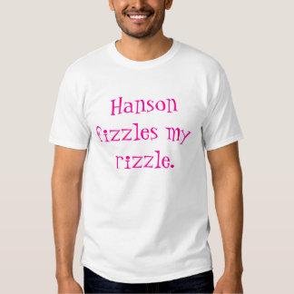 fizzle my rizzle t-shirt