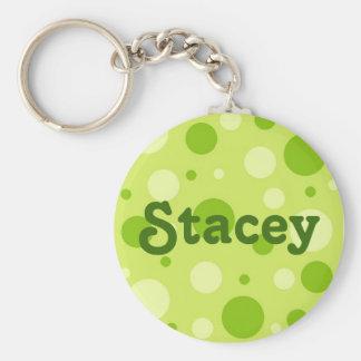 Fizzy Lemon Lime Key Ring