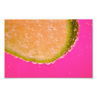 fizzy lime photo art
