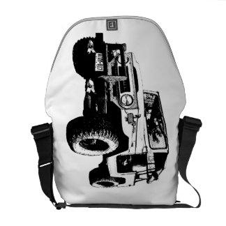 FJ40 Land Cruiser Commuter Bags