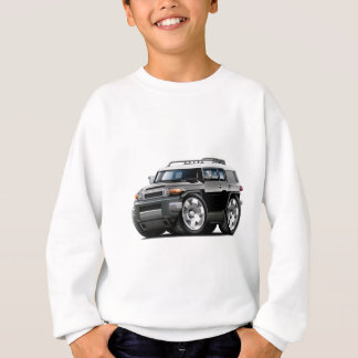 Fj Cruiser Black Car Sweatshirt