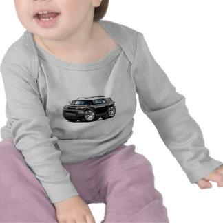 Fj Cruiser Black Car T-shirt
