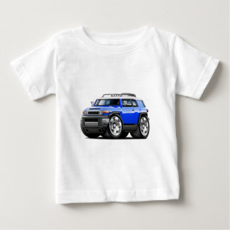 Fj Cruiser Blue Car Baby T-Shirt