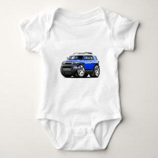 Fj Cruiser Blue Car Tee Shirts