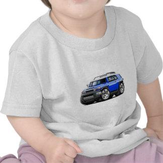 Fj Cruiser Blue Car Tee Shirt