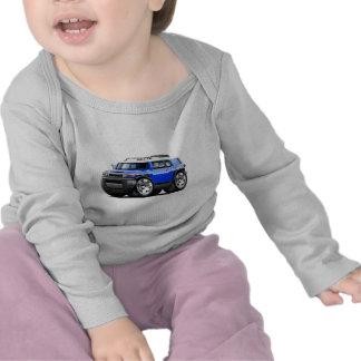 Fj Cruiser Blue Car Tees