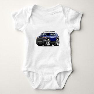 Fj Cruiser Dark Blue Car Shirt