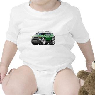 Fj Cruiser Green Car T Shirt