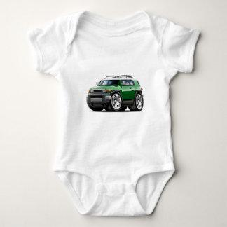 Fj Cruiser Green Car T Shirts