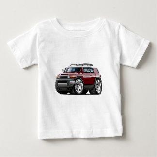 Fj Cruiser Maroon Car Shirts