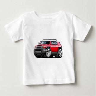 Fj Cruiser Red Car Tshirt