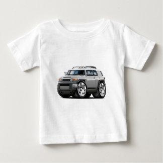 Fj Cruiser Silver Car Tshirts