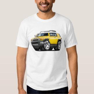 Fj Cruiser Yellow Car Tees