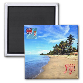 FJ - Fiji - Beach Magnet